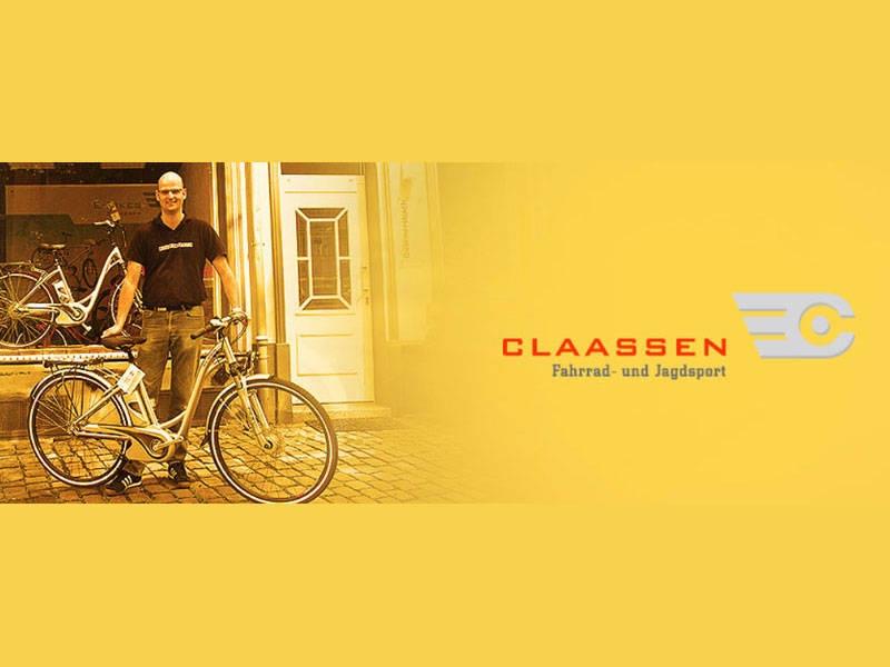 CLAASSEN - Spezialist für E-Bikes | Fahrradsport | Jagdsport